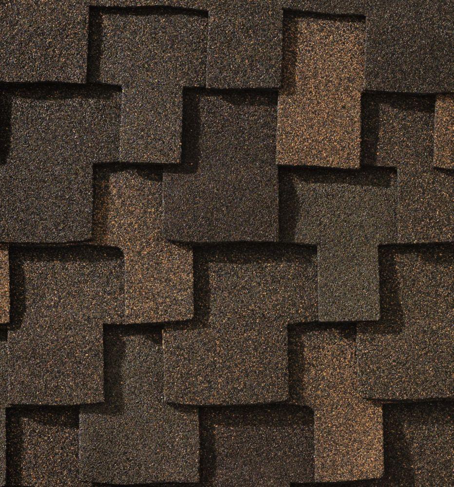 Grand Canyon Stone Wood Lifetime Designer Shingles