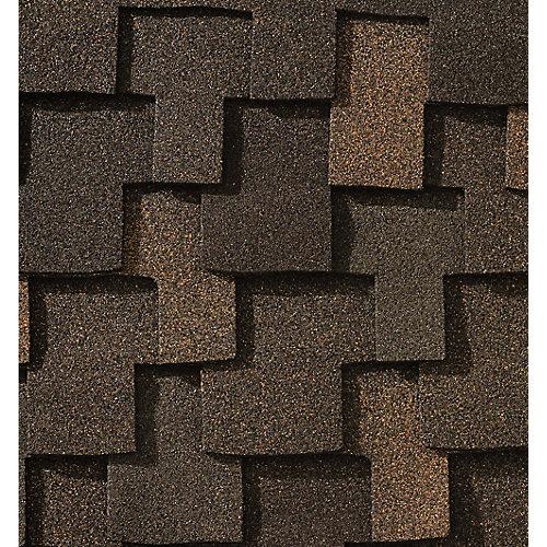 Grand Canyon® Stone Wood Lifetime Designer Shingles (16.6 sq. ft. per bundle)