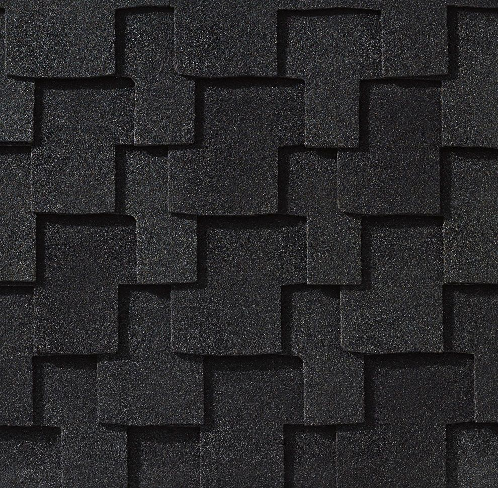 Grand Sequoia Charcoal Blend Lifetime Designer Shingles