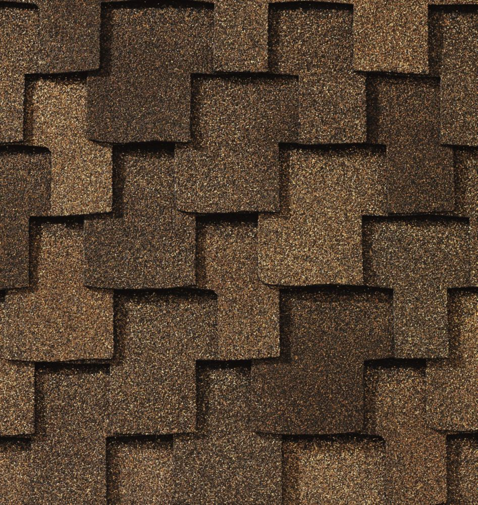 Grand Sequoia Cedar Blend Lifetime Designer Shingles