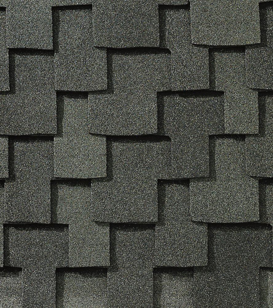 Grand Sequoia® Slate Blend Lifetime Designer Shingles (20 sq. ft. per bundle)