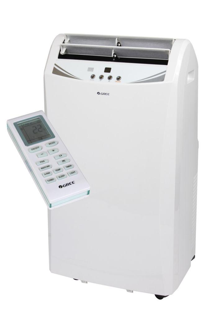 12000 Btu Portable Heat Pump 4 in 1 Heating 3200W / Cooling / Fan / Dehumidifier