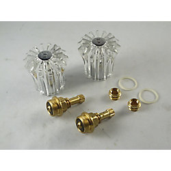 Jag Plumbing Products Replacement Rebuild Kit for Price Pfister Marquis Lavatory or Kitchen Two Handle Faucet