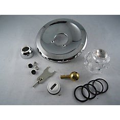 Replacement Rebuild Kit for Delta / Peerless Single Handle Tub and Shower Faucet
