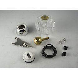 Jag Plumbing Products Kit de réparation facile pour DELTA Robinet de lavabo simple, Référer à l'image pour correspondre à vos besoins