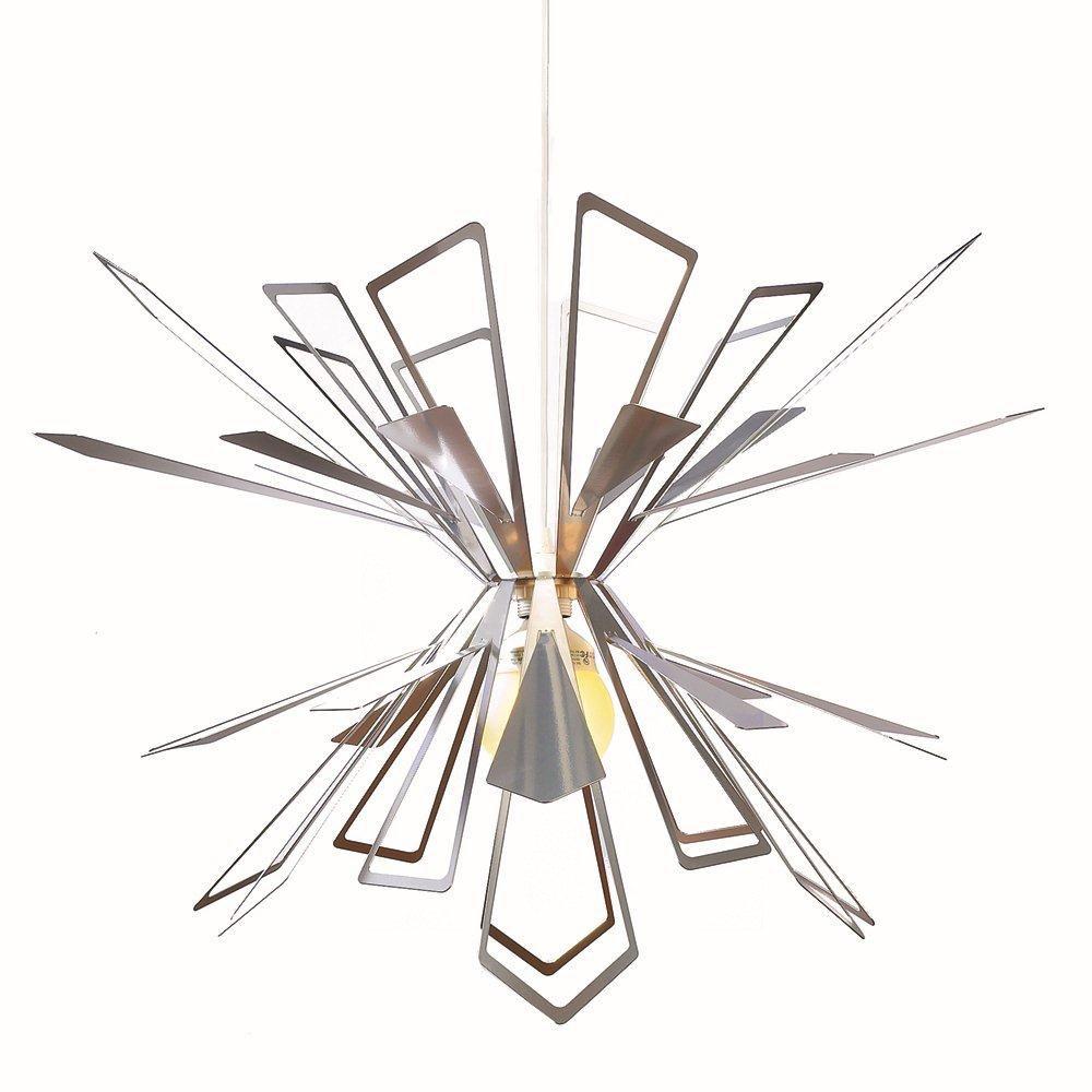 Bendant Pendant Lamp Silver