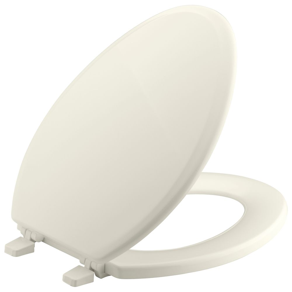 Ridgewood Elongated Closed Front Toilet Seat