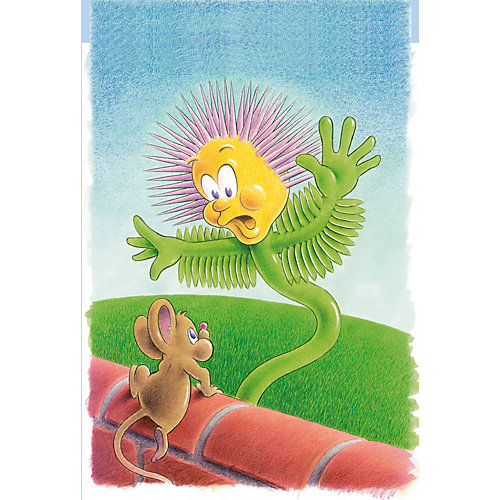 Fun seeds plante craintive