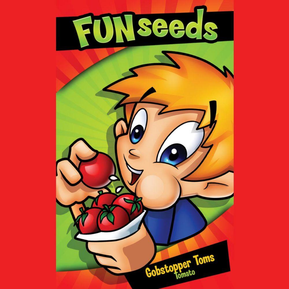 Fun seeds gobstopper toms