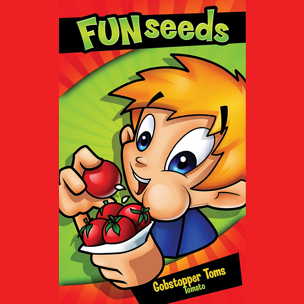 Fun Seeds Gobstopper Toms                      (Tomato Minibell)
