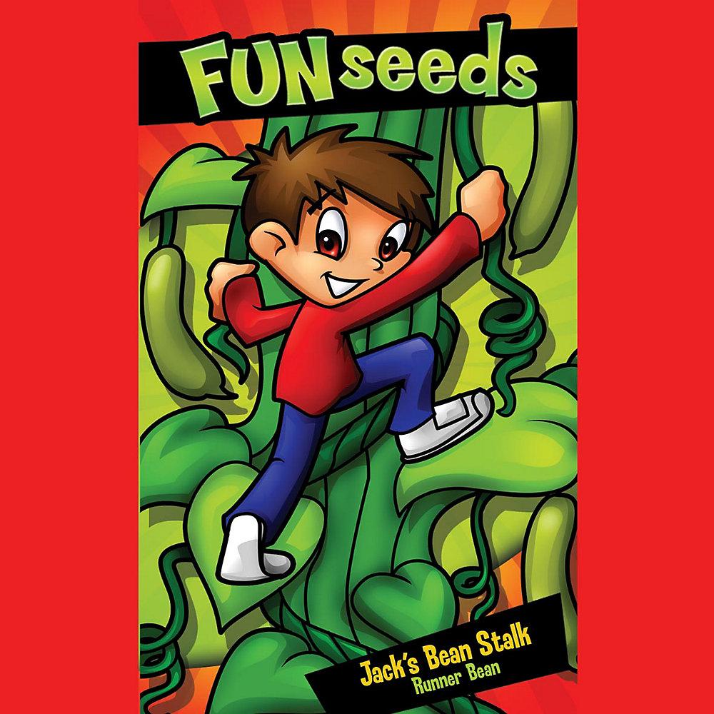 Fun Seeds Jack'S Beanstalk (Scarlet Emperor)