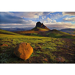 National Geographic 6 Feet x 4 Feet 2 Inches Iceland Wall Mural