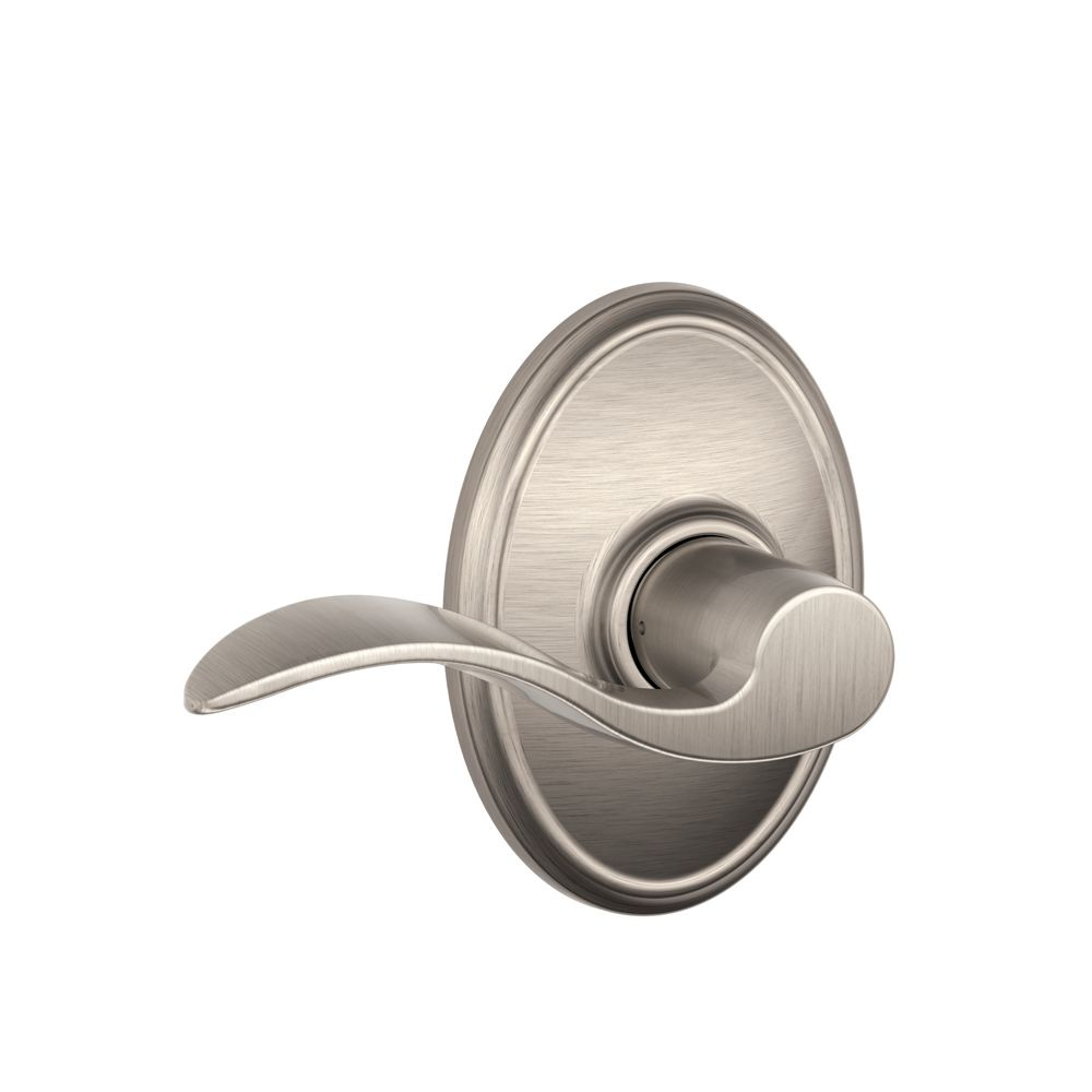 Satin Nickel Wakefield / Accent Passage Lever 9503 Canada Discount