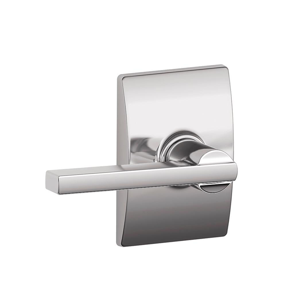 Century Latitude Bright Chrome Passage Lever