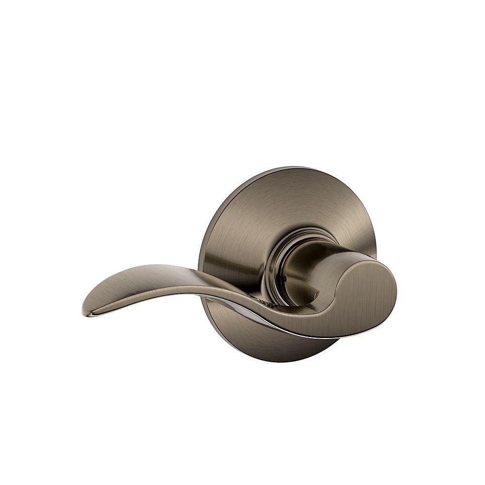 Passage Lever Accent Antique Pewter