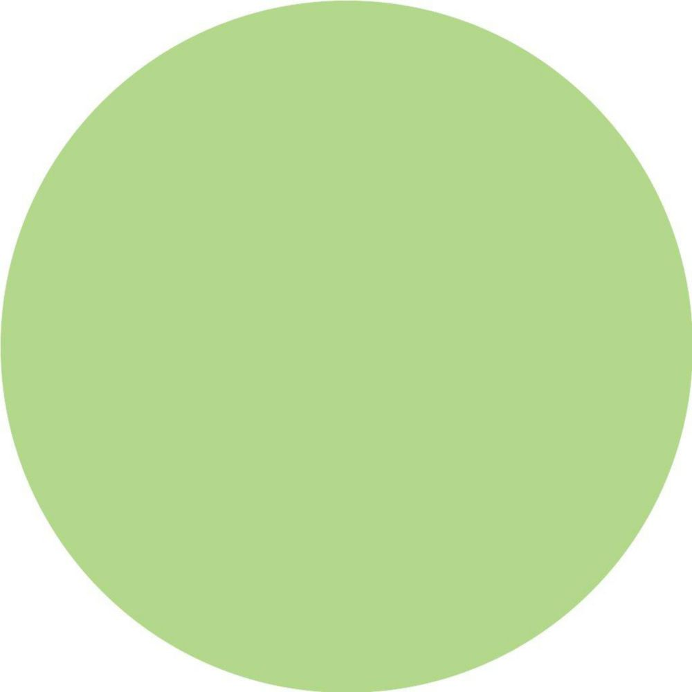 13 Inches x 13 Inches Green Oh Pear Dots (5 pack per order)