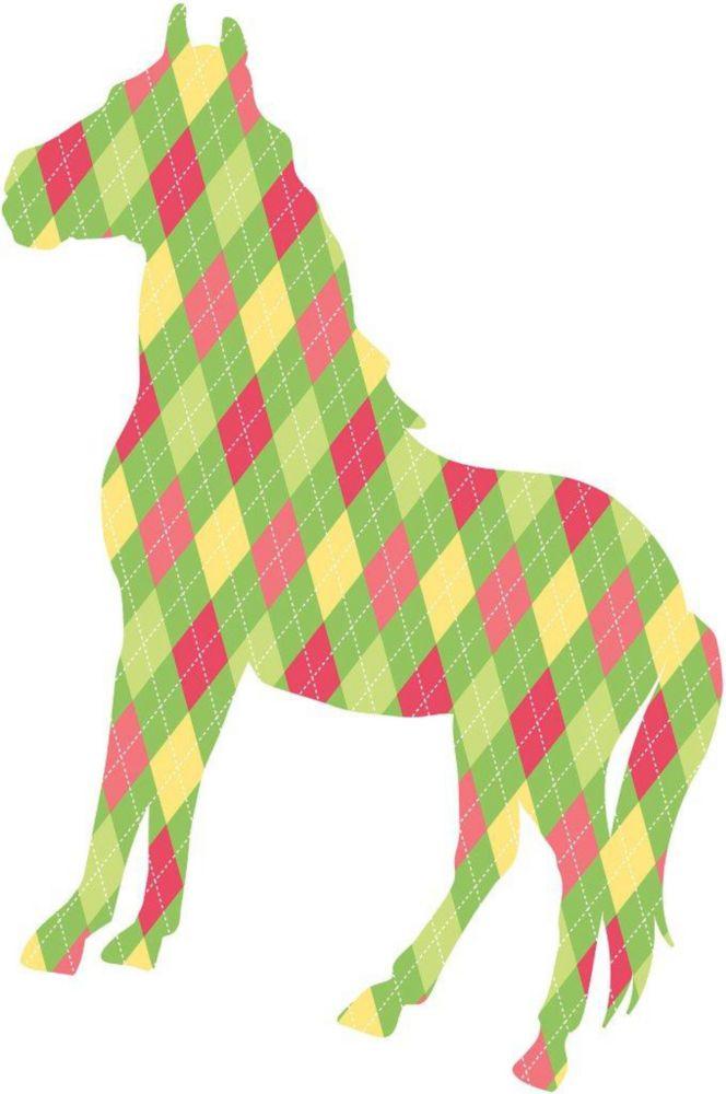 Appliqué Murale le cheval Addison.