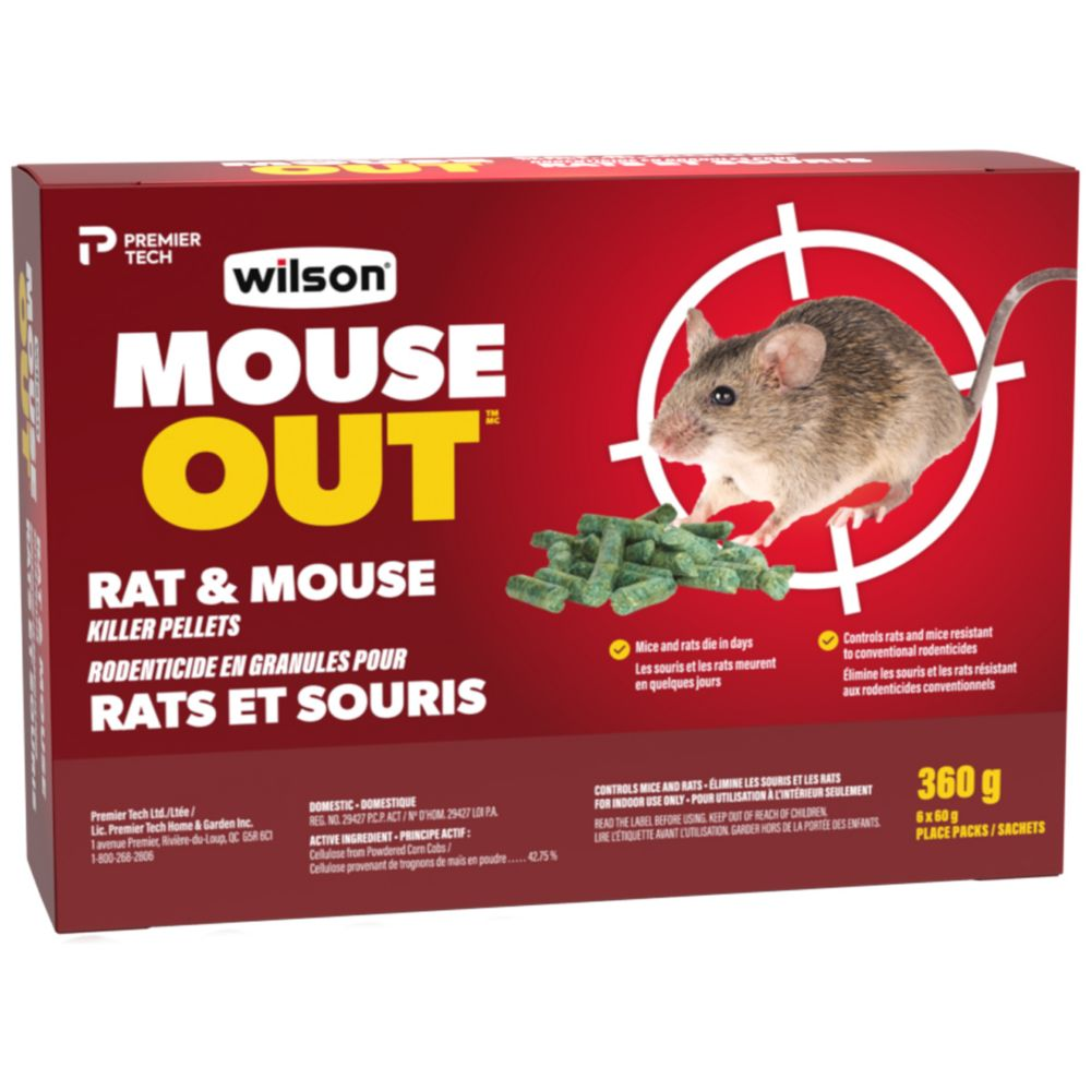 Home Depot Ca Rodent Control