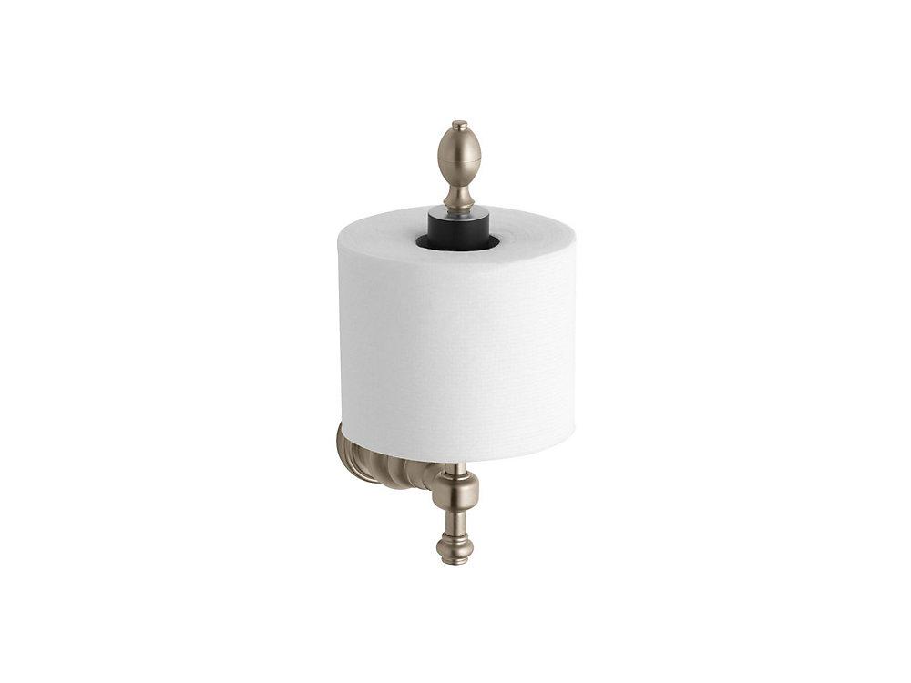Iv Georges Brass(R) Vertical Toilet Tissue Holder