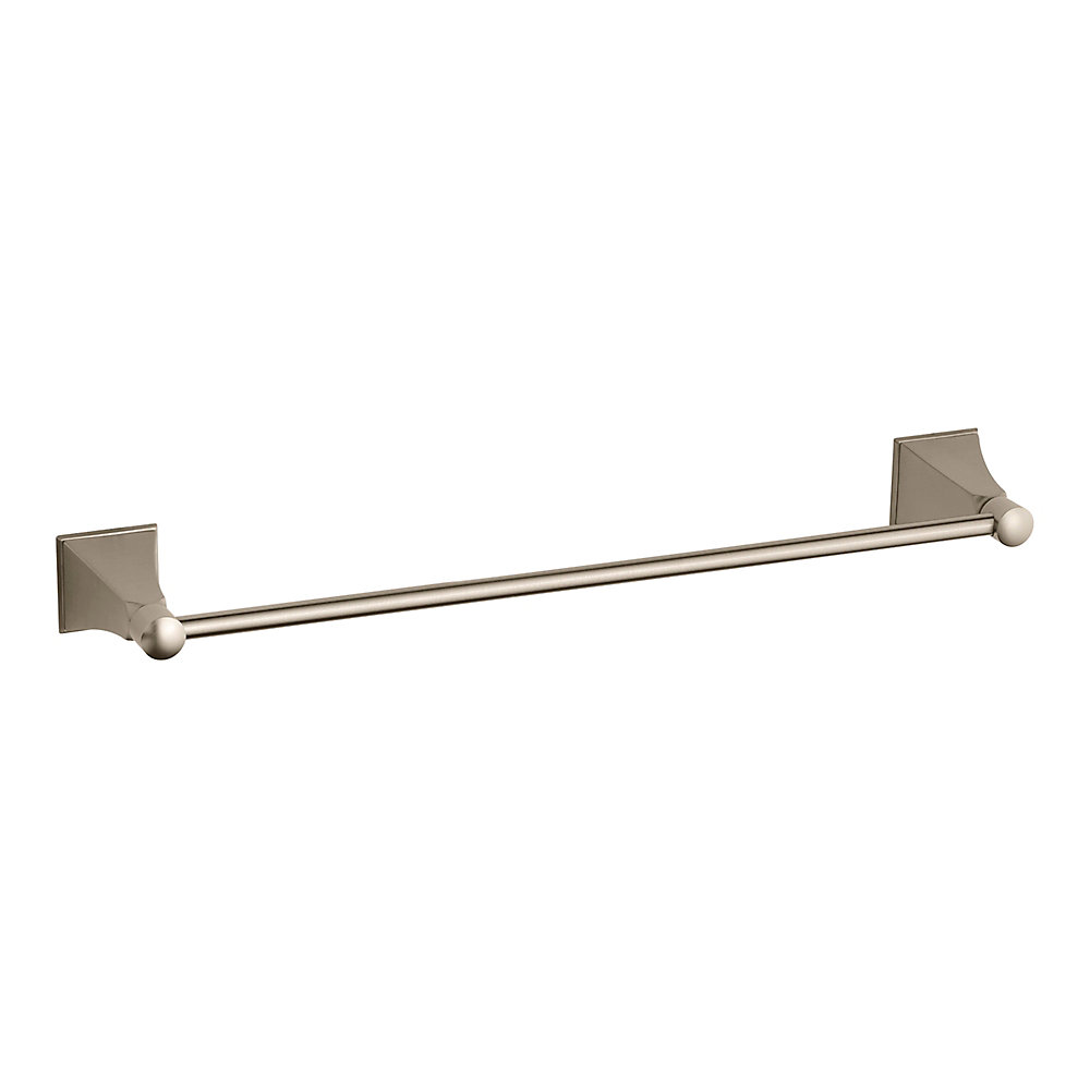 Memoirs(R) 18 Inch Towel Bar With Stately Design