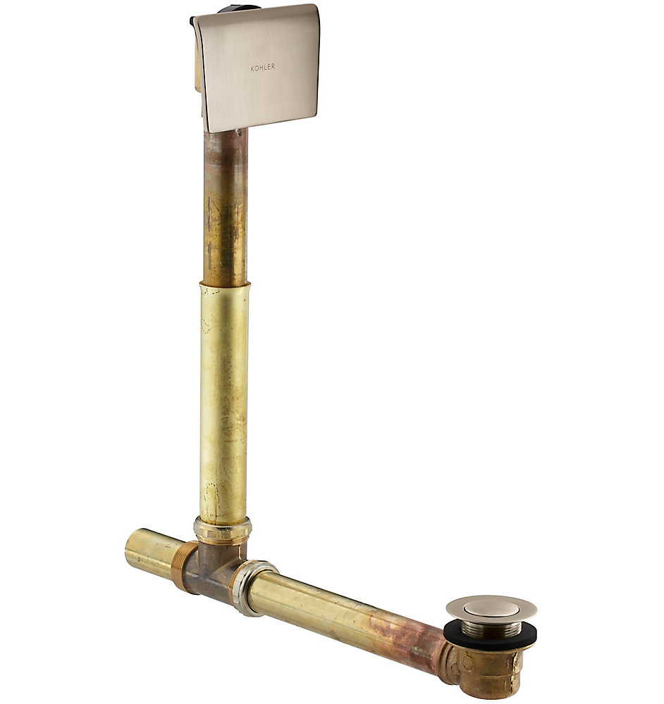 Clearflo 1-1/2 Inch Adjustable Pop-Up Drain in Vibrant Brushed Bronze