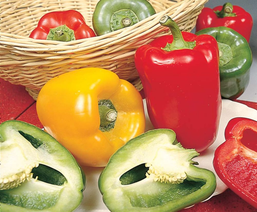 Mr. Fothergill's Seeds Pepper Sweet Delight Mixed Seeds