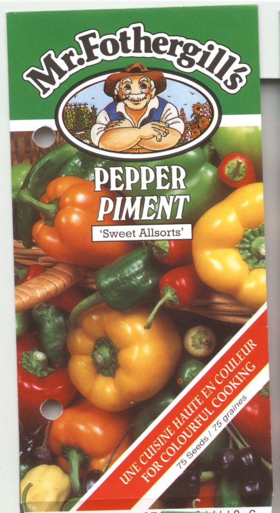 Pepper Sweet Allsorts 712 Canada Discount