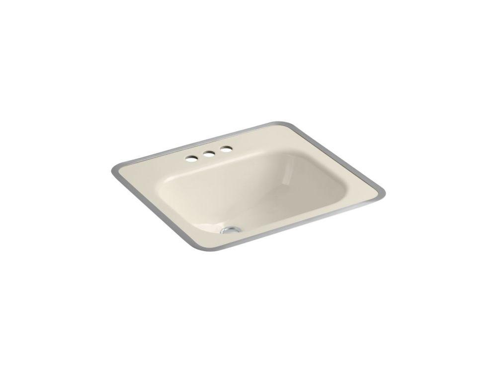 KOHLER Tahoe(R) drop-in bathroom sink for use with metal frame