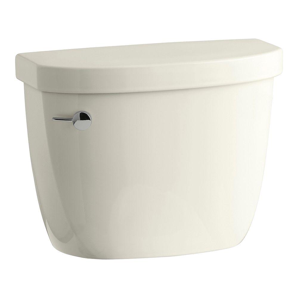 Kohler Cimarron 1 28 Gpf Single Flush Toilet Tank Only With Aquapiston Flushing Technology The Home Depot Canada