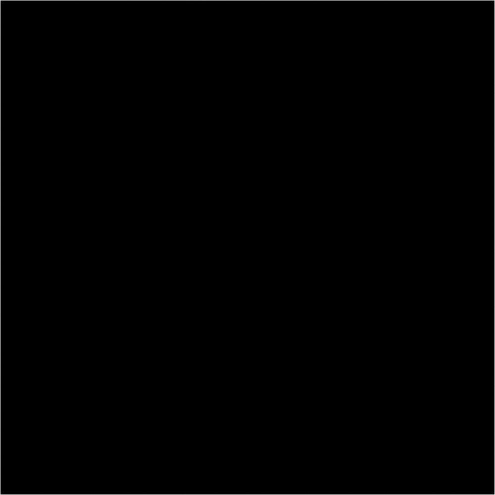13 Inches Black Jack Blox Wall Applique (10-Piece)