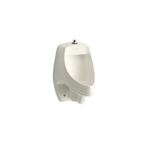 KOHLER Dexter Elongated Urinal with 3/4-inch Top Spud