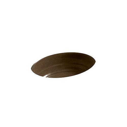 KOHLER Garamond(R) under-mount bathroom sink