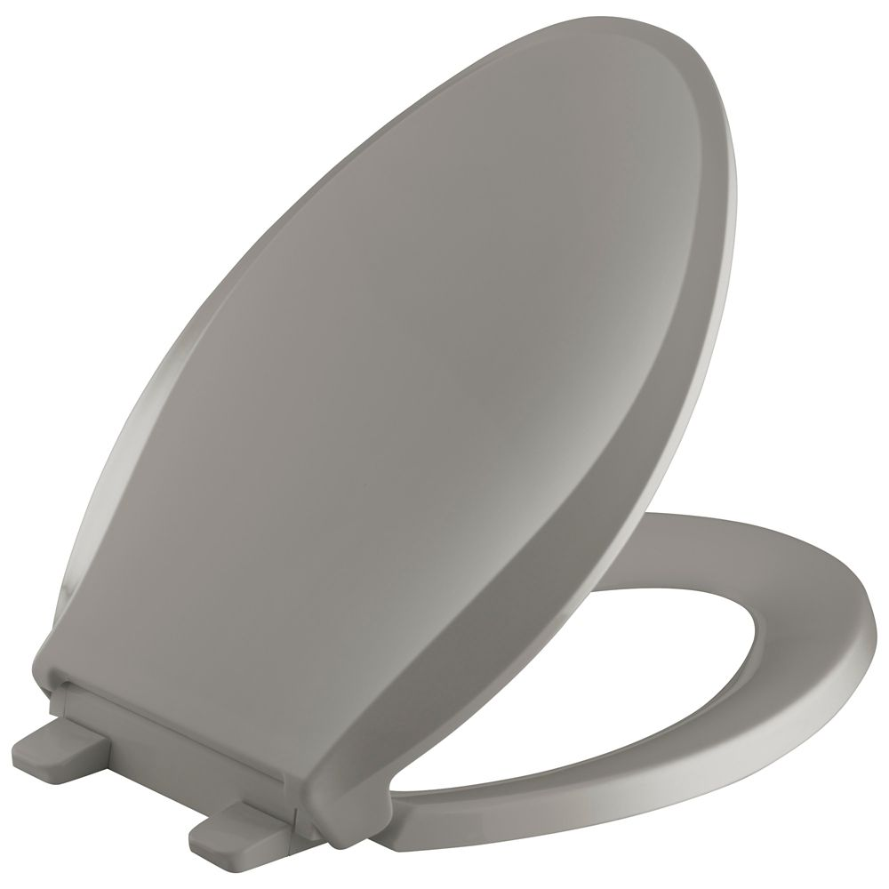 Cachet(R) Elongated Toilet Seat With Q3 Advantage K-4636-K4 Canada Discount