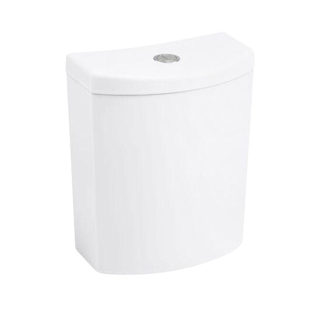 KOHLER Persuade Curv 1.0/1.6 GPF Dual Flush Toilet Tank Only