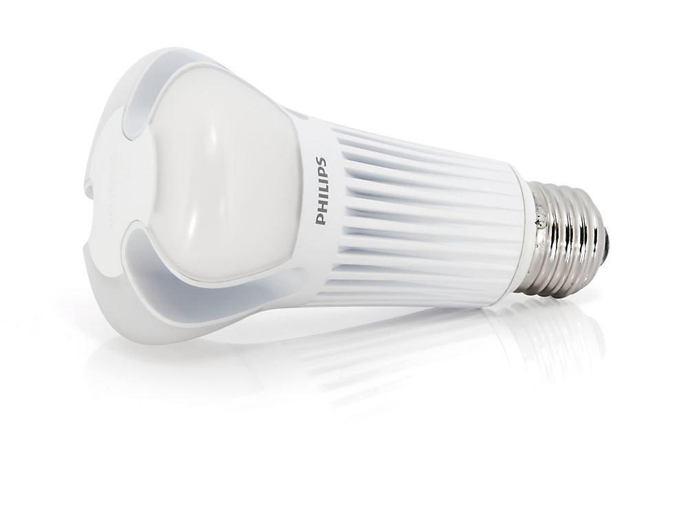 LED 19W = 100W A-Line (A19) Soft White (2700K)