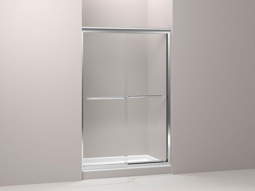Mirolin Frameless Swing Shower Door Sd24ps The Home