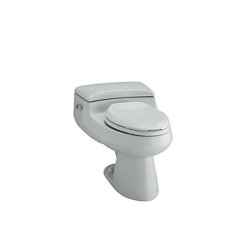 San Raphael 1-piece 1.0 GPF Single Flush Elongated Bowl Toilet