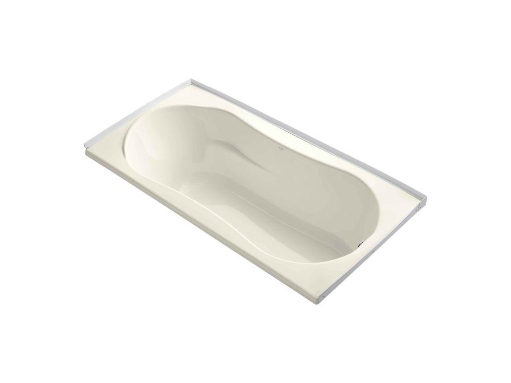 KOHLER 6 Feet Bathtub with Flange and Right-Hand Drain
