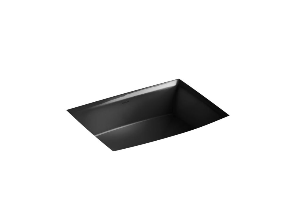 KOHLER Archer(R) under-mount bathroom sink