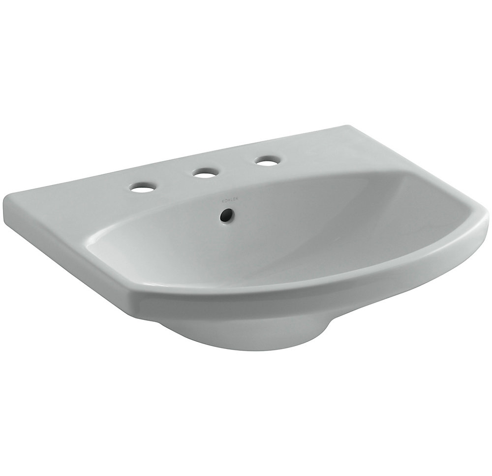 Kohler Cimarron R Bathroom Sink With 8 Inch Widespread