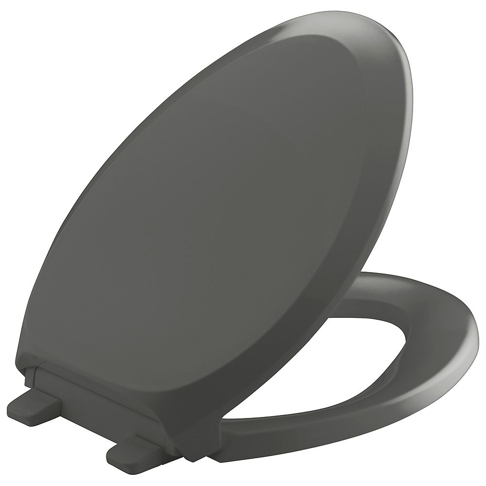 KOHLER French Curve Elongated Toilet Seat with Q3 Advantage