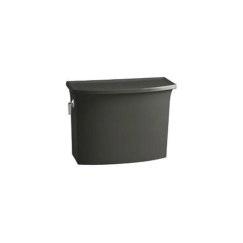 KOHLER Archer 1.28 GPF Single Flush Toilet Tank Only in Thunder Grey