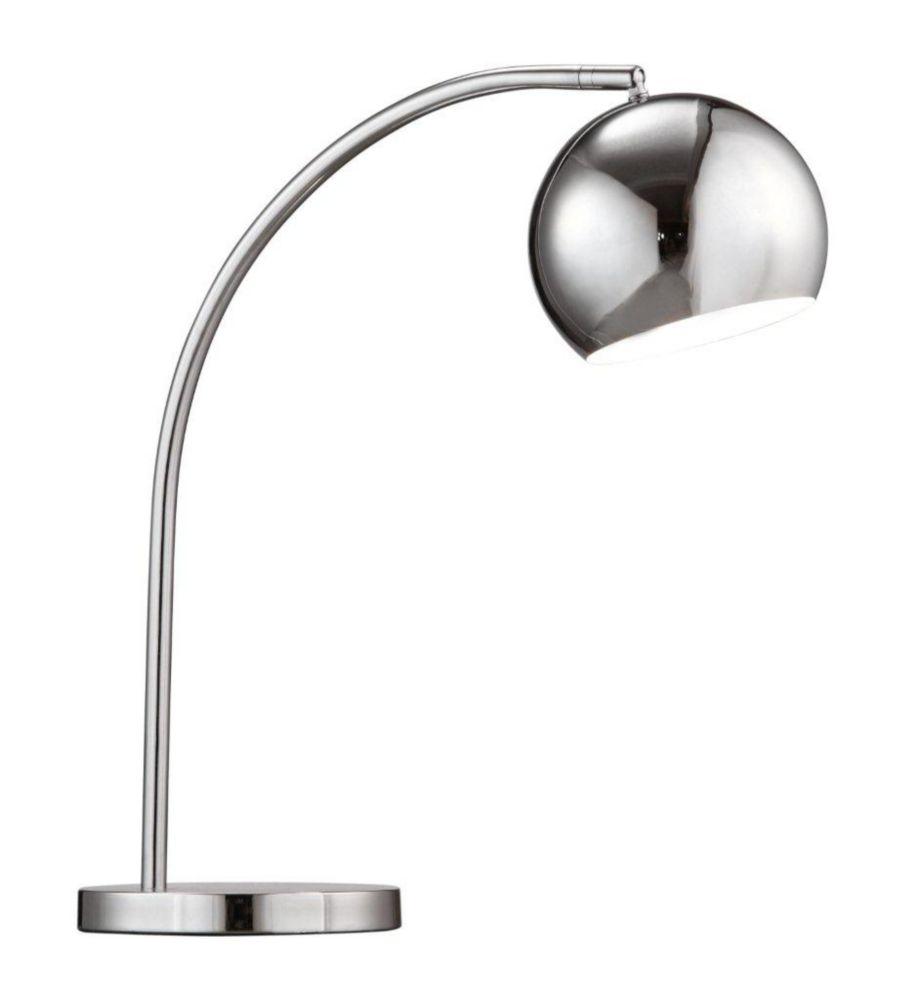 Lampe de Table Solaris Chrome
