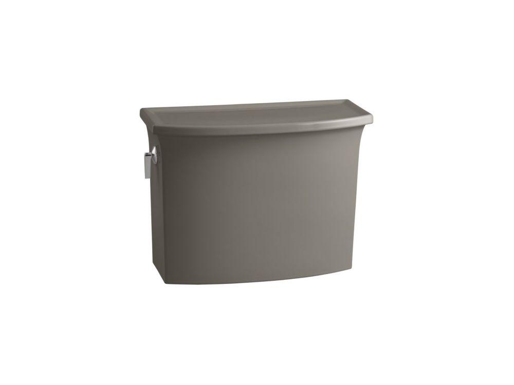 KOHLER Archer 1.28 GPF Single Flush Toilet Tank Only in Cashmere