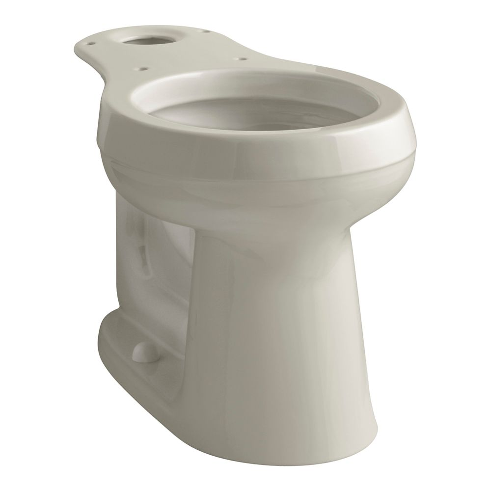 KOHLER Cimarron Comfort Height Round Bowl Toilet Bowl Only