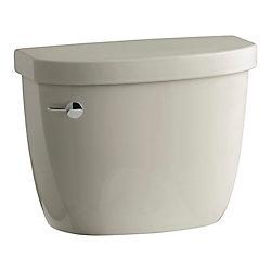 KOHLER Cimarron Class Five 1.28 GPF Single Flush Toilet Tank Only