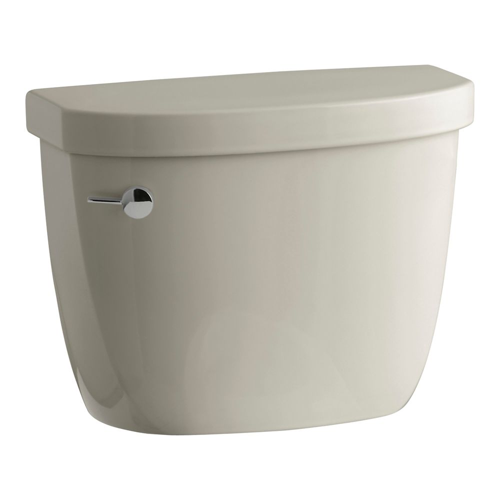 KOHLER Cimarron Class Five 1.28 GPF Single Flush Toilet Tank Only