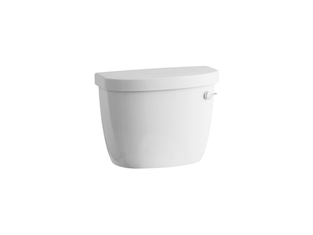KOHLER Cimarron Class Five Toilet Tank Only with Right-Hand Trip Lever