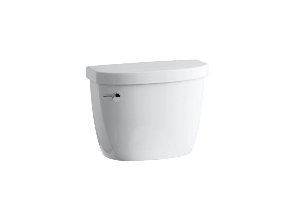 Cimarron(R) réservoir de toilette Class Five(R) avec revêtement réservoir Insuliner(R) 1,28gpf