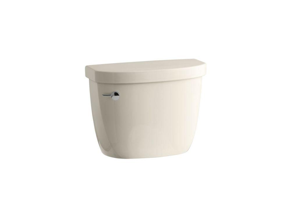 KOHLER Cimarron Class Five 4.8 LPF Single-Flush Toilet Tank Only
